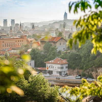 Getty Images 701084990 Bosnia sarajevo by
