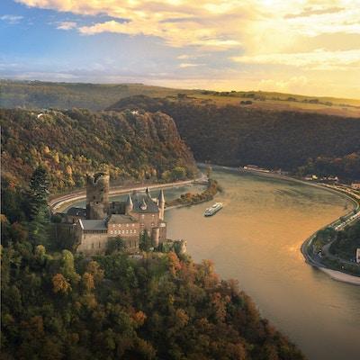 CC Longships Rhine Katz Castle TYPE 1
