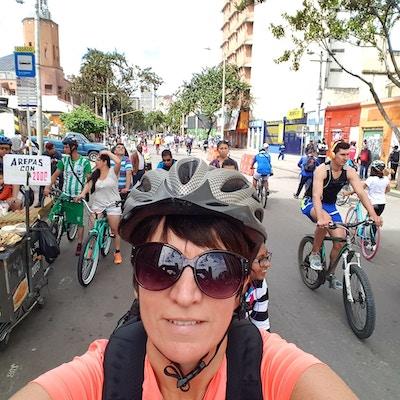 Colombia Bogota Sykkel