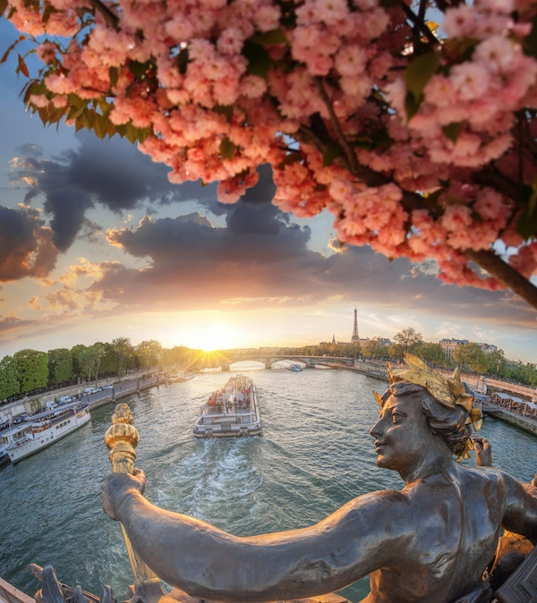 Getty Images 925309050 Frankrike Paris elvecruise