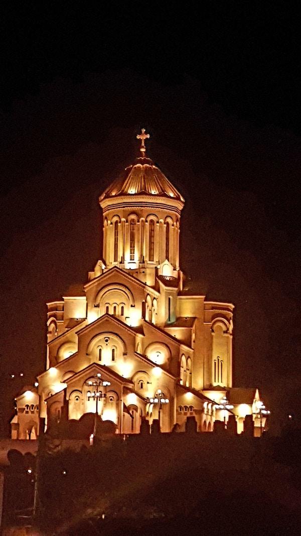 Georgia Tbilisi 20170702 230100