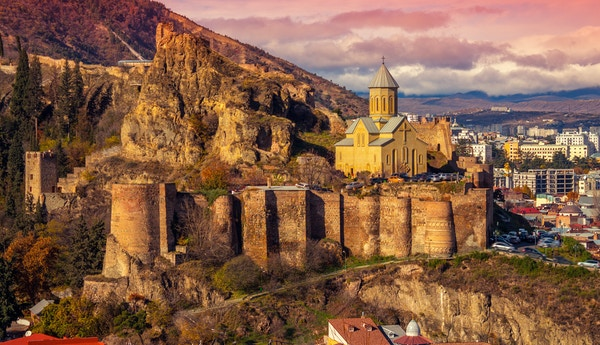 Gettyimages 473455694 Georgia Tbilisi