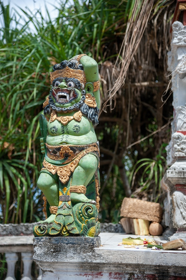 Getty Images 1168337262 Indonesia statue