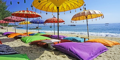 Getty Images 459892839 Indonesia Bali Strand