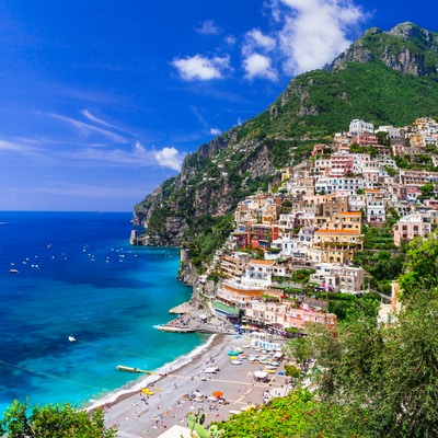 Gettyimages 680465866 Italia Campania Positano