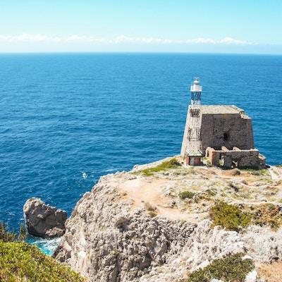 Gettyimages 688596374 Italia Campania Sorrenot Punta Campanella