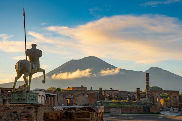 Gettyimages 960154540 Italia Campania Vesuv Pompeii