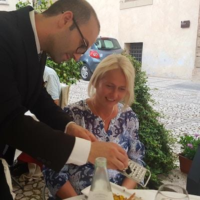 Italia Umbria Trevi Antica Dimora Alla Rocca Hotell Matlagingskurs