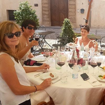 Italia Umbria Trevi Antica Dimora Alla Rocca Hotell Matlagingskurs9