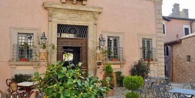 Trevi Hotell Umbria Italia 0080 72