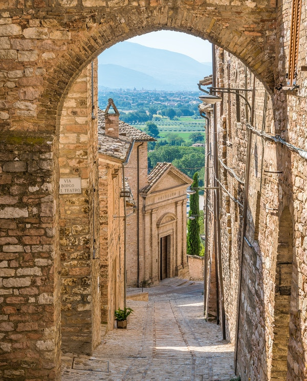 Getty Images 1126984479 Italia Umbria Spello