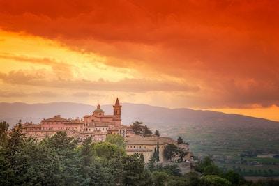 Istock 669284540 Italia Umbria Trevi