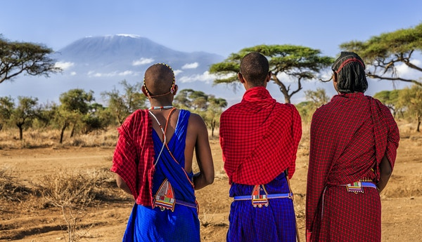Getty Images 624184850 Kenya Masai