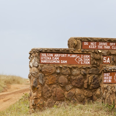 Gettyimages 899926574 Kenya Nairobi Nasjonalpark Safari