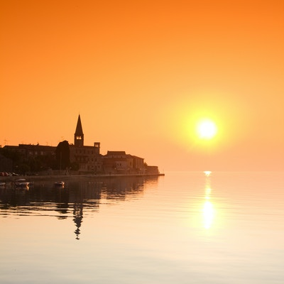 Getty Images 155245398 Kroatia Porec hav sol