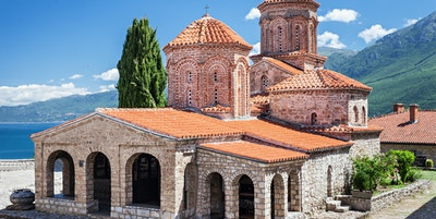 Getty Images 622285438 Makedonia st naum kloster