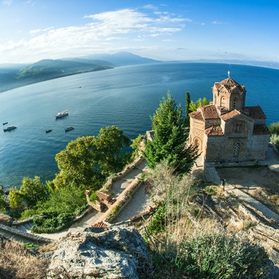 Getty Images 471633297 Makedonia Ohrid