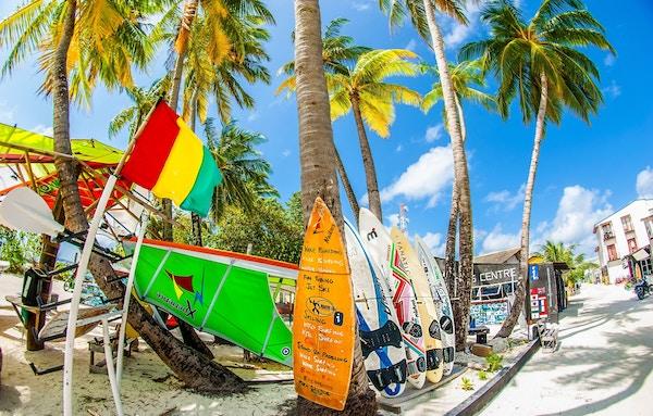 Maldivene Maafushi