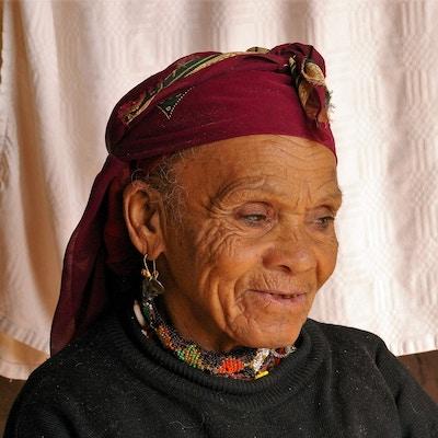 Marokko Berberkvinne