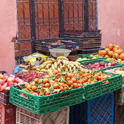 Istock 523879814 Marokko Marked Marrakesh