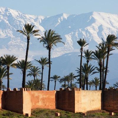 Istock 15697680 Marokko Marrakesh Atlas