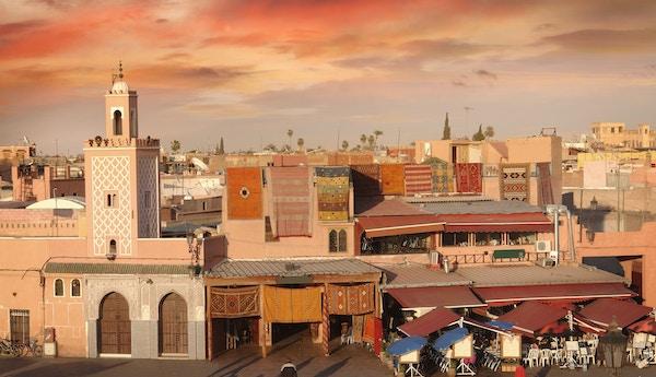 Istock 22817777 Marokko Marrakesh