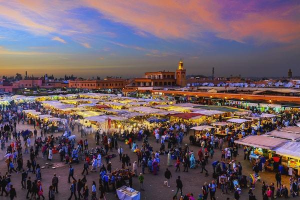 Istock 54664338 Marokko Marrakesh