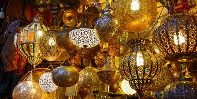 Istock 181071454 Marokko Marked Lamper