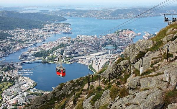 Gettyimages 491540466 Norge Bergen Ulriken