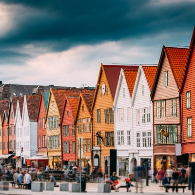 Gettyimages 939144392 Norge Bergen