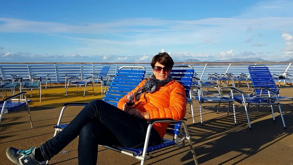 Norge Hurtigruta Nordland Wenche