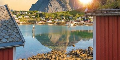 Gettyimages 1007853794 Norge Lofoten Aktiv Hav Hus