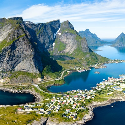 Gettyimages 834770968 Norge Lofoten