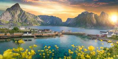Gettyimages 875486888 Norge Lofoten
