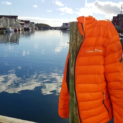Norge Lofoten Henningsvaer Carpe Diem