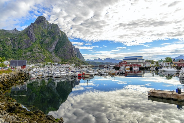 Istock 104638531 Norge Lofoten Svolvaer