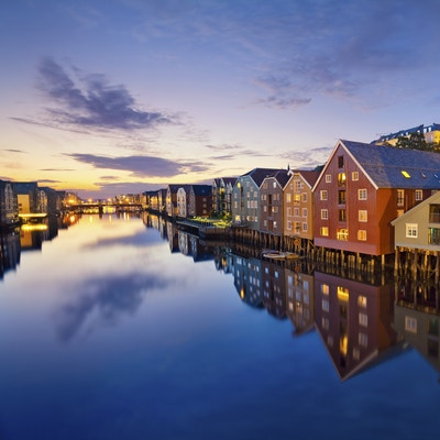 Gettyimages 483736184 Norge Trondheim