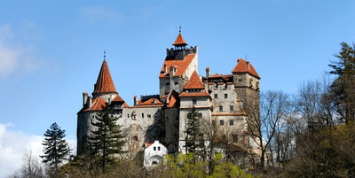 Gettyimages 157329328 Romania Bran Castle Dracula