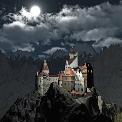 Gettyimages 864896570Romania Bran Castle Dracula