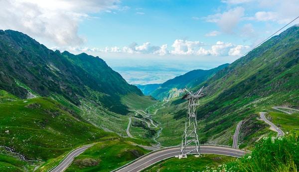 Gettyimages 918154582 Romania Transilvania Transfagarsan Highway