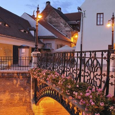 Istock 000010675219 Liars Bridge Sibiu Transilvania Romania