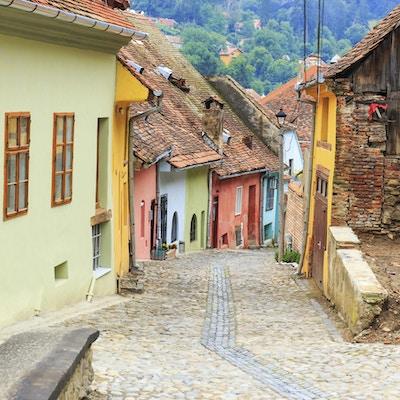 Istock 000073618333 Romania Sighisoara 1