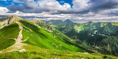 Gettyimages 507795938 Hight Tatras Slovakia Aktiv Vandring
