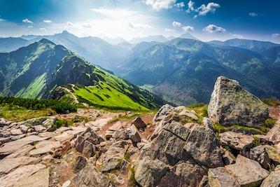 Gettyimages 507803264 High Tatras Slovakia Aktiv Vandring