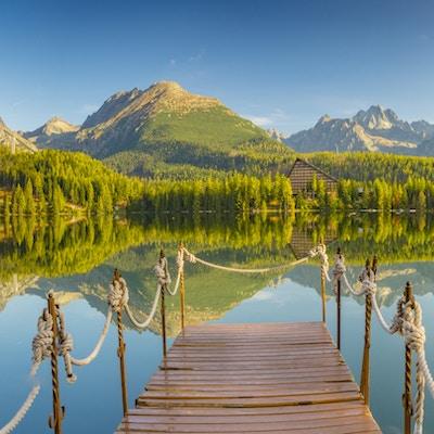 Gettyimages 640964728 Hight Tatras Slovakia Aktiv Vandring