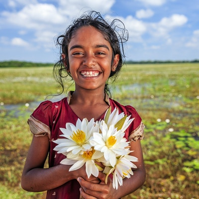 Istock 519186270 Sri Lanka Blost Jente