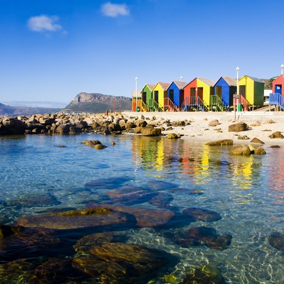 Getty Images 186254878 Sor Afrika Cape Town Muizenberg Beach