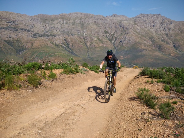 Mountain Biking Tours in Stellenbosch