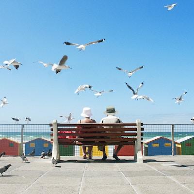 Getty Images 143175529 Syd Afrika Cape town mennesker par