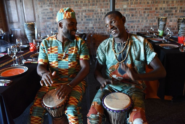 Sor Afrika Gold Experience Drumming 00010